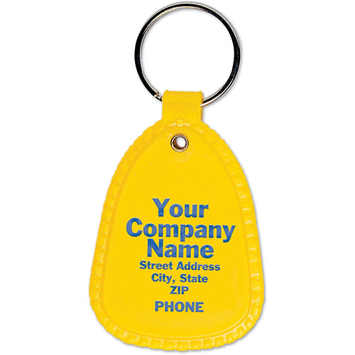 Tuff Key Ring