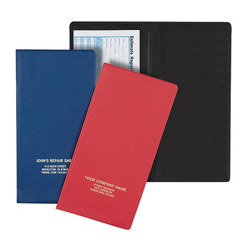 Vinyl Pocket Folder 9 5 Inch Pockets Auto Shop Supplies