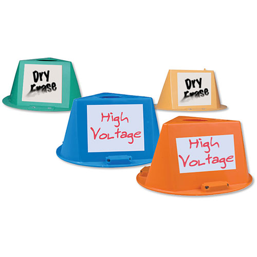 Magnetic Car Hats with Dry Erase Decal