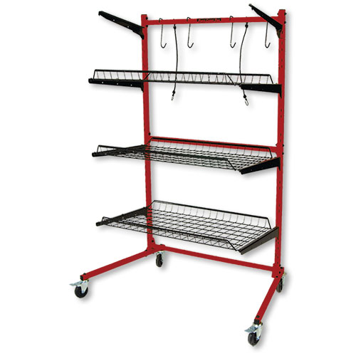 Parts Caddy PRO™ Base Unit - - Parts Cart