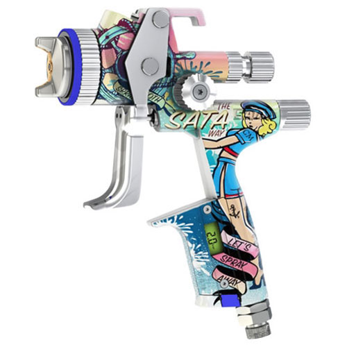 SATAjet® 5000B Sailor Spray Gun 1.4 HVLP Standard Limited Edition