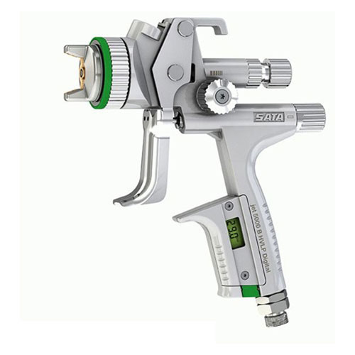 SATAjet® 5000B 1.3 Tip HVLP Digital Paint Spray Gun