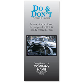 Auto Brochures - Do & Don't