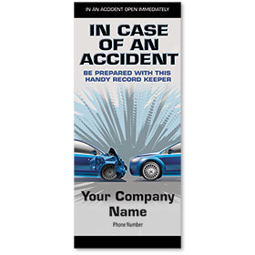Auto Brochures - In Case of Accident II