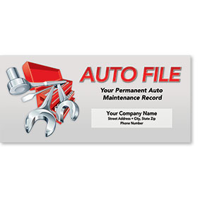 Full-Color Auto Files - Gleaming Tools