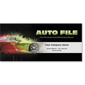 Full-Color Auto Files - Splash