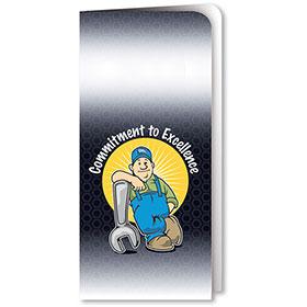 Full-Color Single-Pocket Folder 2