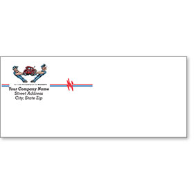 Stationery Envelope - Dents Out