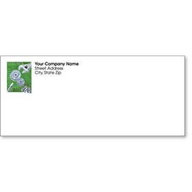 Stationery Envelope - Fine Tune
