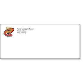 Stationery Envelope - Burst of Quality