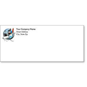 Stationery Envelope - Circle of Service