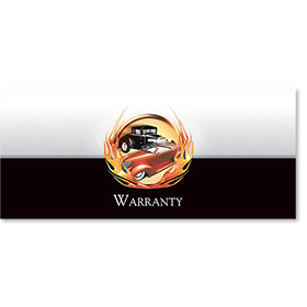 Custom Vehicle Service Warranty - Version 1