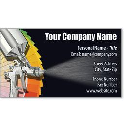 Designer Business Card -Cutting Edge