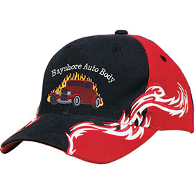 Racing Flame Cap By Port Authority®