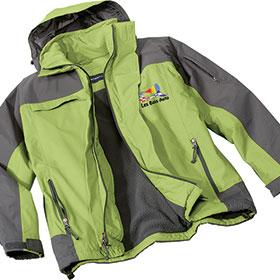 P/A Jacket Waterproof Nootka