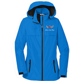 P/A Jacket Ladies Waterproof Torrent