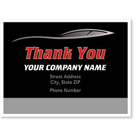 Personalized Full-Color Paper Floor Mats - Sleek Profile