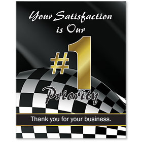 Standard Paper Floor Mats - Your Satisfaction is Our #1 Priority