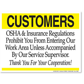Osha Insurance Regulations