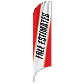 Tail Feather Flags Free Estimates