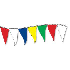 Triangular Pennant Strings - Multi-Color