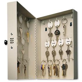 Key Storage Locking Cabinet