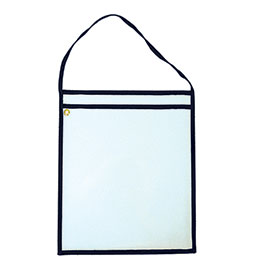 "Repair Order Holder Plastic 10.5"" X 14"""