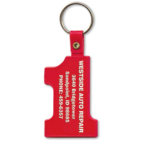 Key Ring Number One