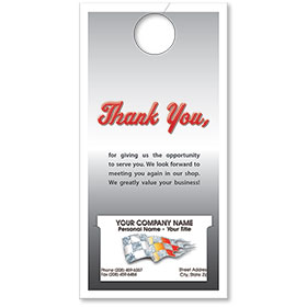Clearance - Thank You Hang Tag