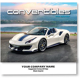 Full-Color Calendars - Convertibles