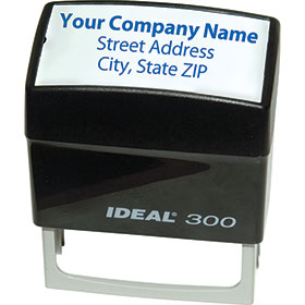 Stamp Self-Inking - Jumbo