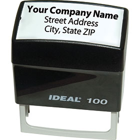 Stamp Self-Inking - Medium