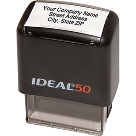Stamp Self-Inking - Small