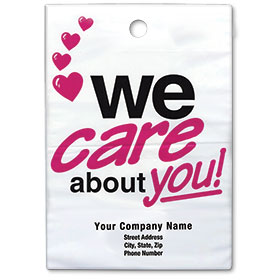 Litter Bag - We Care About You