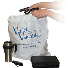 Valuables Bag