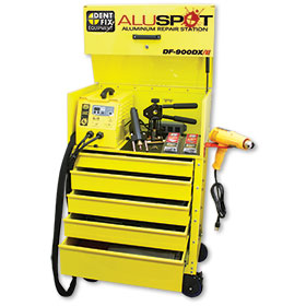 Dent Fix Aluspot® Extended Aluminum Repair Station DF-900DXE