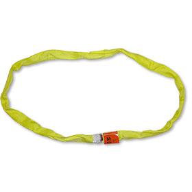 20' Yellow Round Sling