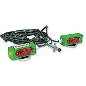 TowMate Wired Tow Lights With Side Markers (Pair)