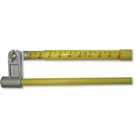 "Measuring Stick - Measures 5' 10"" to 15'"