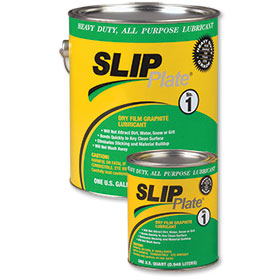 Slip Plate Lube - 1 Gallon