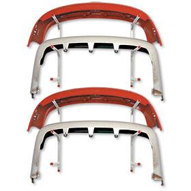 Wall-Mount Bumper Rack