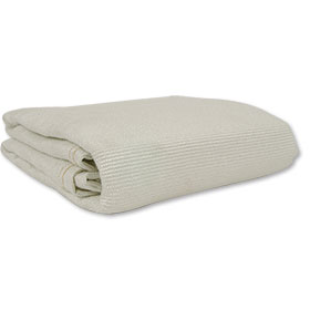 White Welding Blanket 4' x 6'