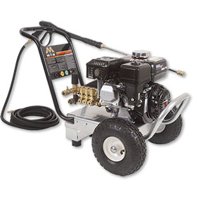 Portable Gas-Powered Pressure Washers 3000 PSI