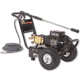 Portable Pressure washers 1500 PSI