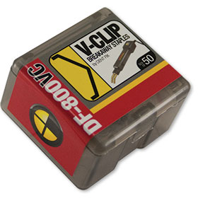Dent Fix Breakaway Staple- V Clip- Package of 50