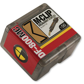 Dent Fix Breakaway Staple- M Clip - Package of 50