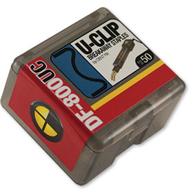 Dent Fix U-Clip Breakaway Staples (50) DF-800UC50