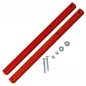 Steck Fender & Long Bumper Cover Kit for Bumper Rack