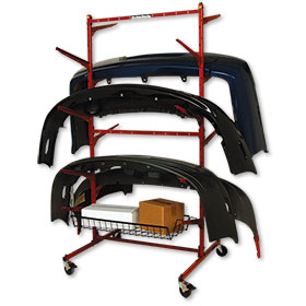 Mega Bumper Mobile Rack