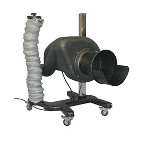 Portable Exhaust Extraction System